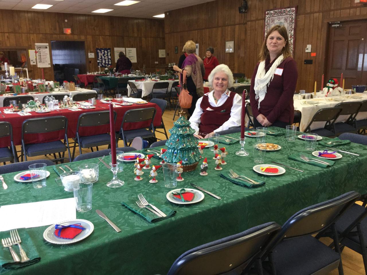 "2016 – ""Trish's Table"""