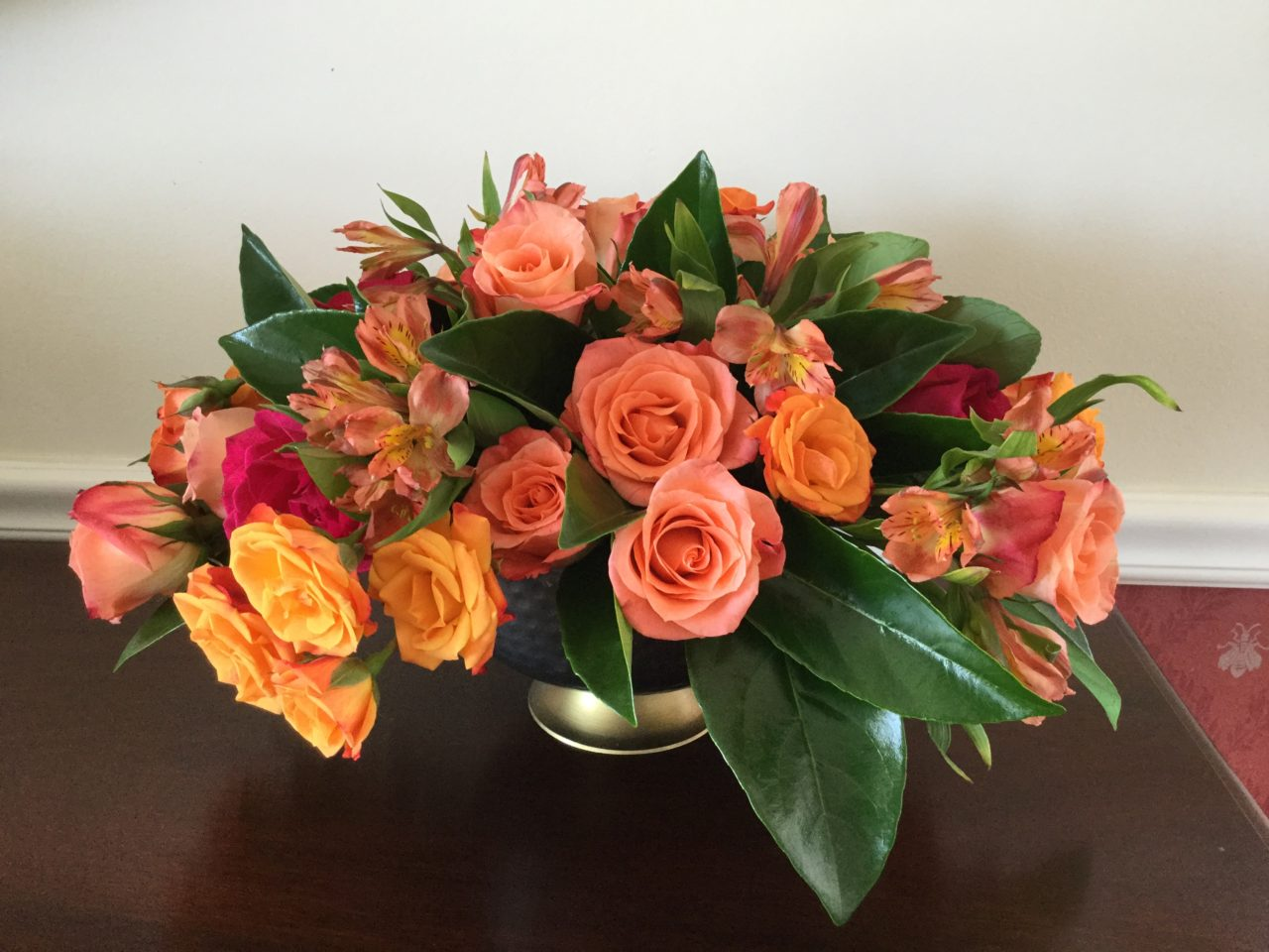 2018 – Altar Flowers – April 22